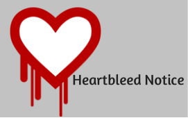 Heartbleed Notice