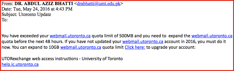 U of t dating site