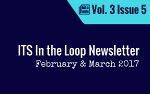 In the Loop Newsletter, February & March 2017
