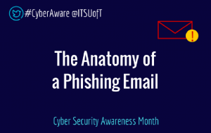The Anatomy of a Phishing Email